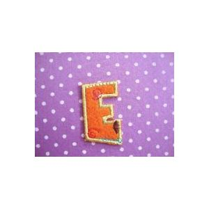 Pronty fun letter E