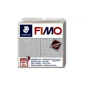 Fimo Staedtler Klei Fimo leather-effect Fimo leer effect 57g ivoor
