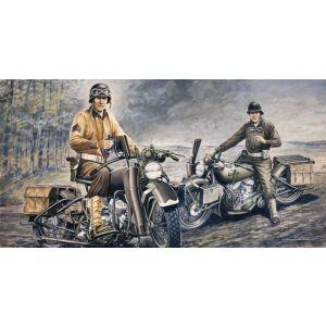 Italeri U.S. Motercycles 2 st.