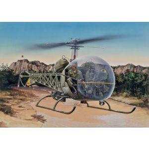 Italeri  OH - 13S Sioux