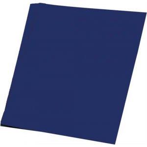 Zijdevloeipapier 1 rol à 5 vel kobaltblauw