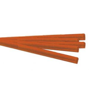 Vliegerpapier 70x100cm 1 rol kleur oranje