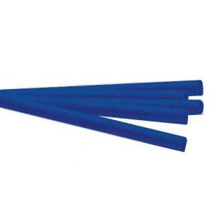Vliegerpapier 70x100cm 1 rol kleur blauw