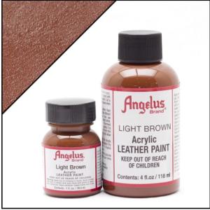 Angelus leerverf 021 light brown 118ml