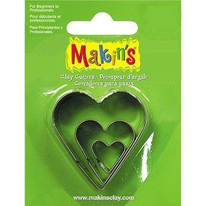 Makin's uitsteker hart 3st