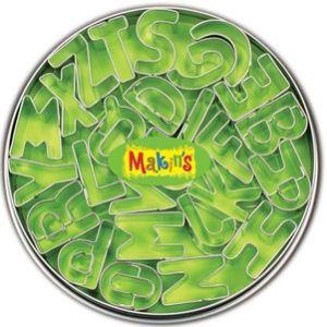 Makin's uitsteker alfabet 26st