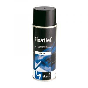4Art Fixatief 400ml, Bescherming van potlood-, pastel- en houtskooltekeningen Q-1387447