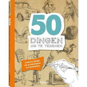 50 dingen om te leren tekenen