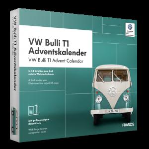Franzis Adventskalender VW Bulli T1©