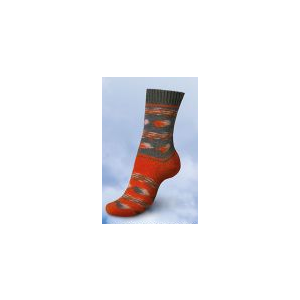 Regia sokkenwol 4-draads 7135 pairfect cloud thunder
