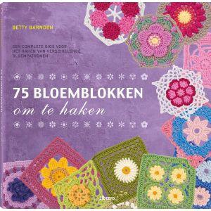 75 bloemblokken haken