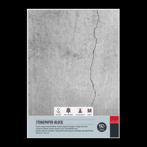 Ami Stonepaper blok A4 192 grams 40 vel
