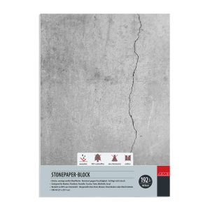 Ami Stonepaper blok A5 192 grams 40 vel