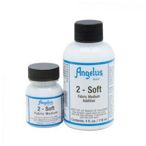 Angelus 2-soft fabric medium 118ml