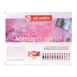 Art Creation Acryl Basis Combi set