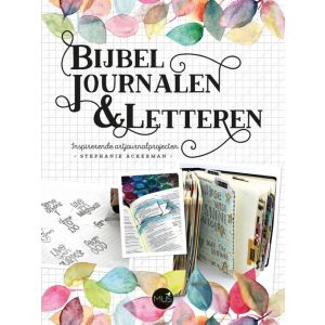 Bijbel journalen en letteren - Stephanie Ackerman 978 90 453 2312 1
