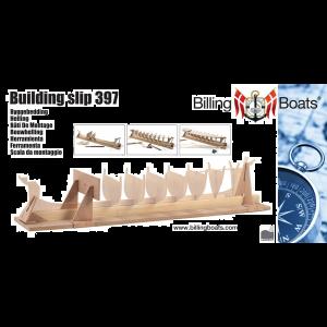 Billing Boats Bouwhelling Building slip 397