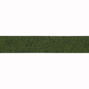 Ceintuur elastiek gemeleerd 40mm groen