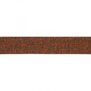 Ceintuur elastiek gemeleerd 40mm bruin