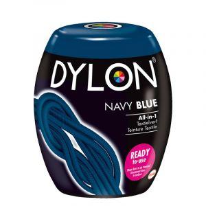 Dylon kleurvaste verf 08 navy blue all-in-1 ready to use