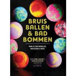 Boek bruisballen en badbommen - Bercaw 978 90 453 2304 6