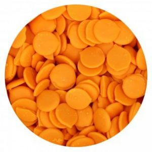 Funcakes Drip Deco melts oranje 250gr F25120