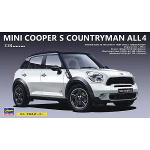 Hasegawa Mini Cooper S Countryman All4