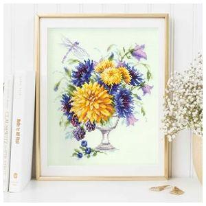 Chuco Igla borduurpakket Summer Bouquet
