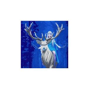 Crystal Art Kit® Canvas Fantasy Forest CAK-AST11