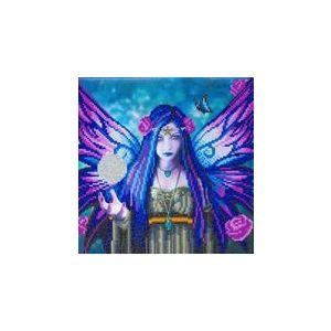 Crystal Art Kit® Canvas Mystic Aura CAK-AST10