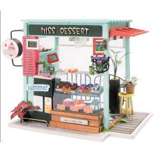 Diy Miniature House Ice cream studio