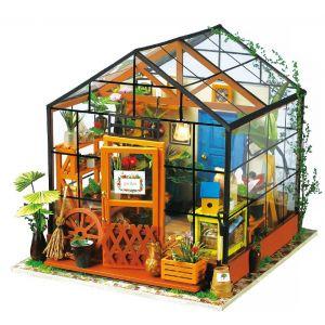 Diy Miniature House Cathy's flower house