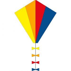 Ecoline Eddy Spectrum kids vlieger 102100
