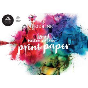 Talens Ecoline Print Paper A4 75 vel
