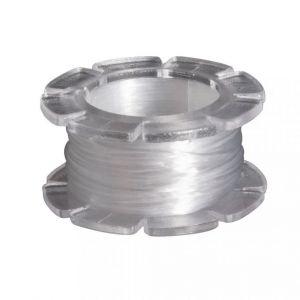 Elastisch nylon 0,5mm kristal Rayher 89 168 37
