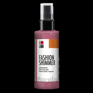 Marabu Fashion Shimmer Spray kleur 534 roze 100ml