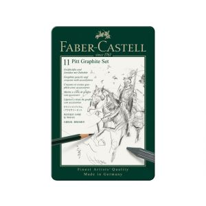 Faber castell Pitt grafietset 11-delig