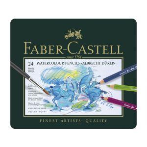 Faber Castell Albrecht Dürer aquarel potloden set à 24st