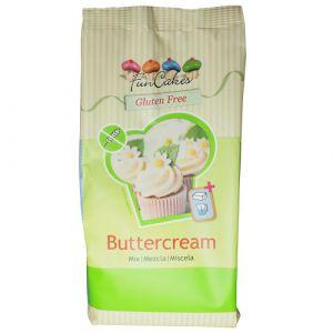 Funcakes Mix voor Botercreme Glutenvrij 500gr