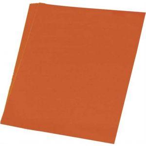 Fotokarton 11 oranje