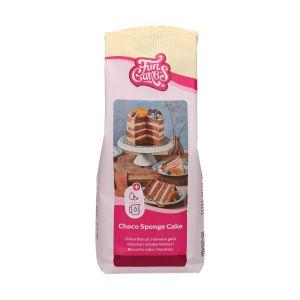 FunCakes bakmix voor Chocolade Biscuit 1kg 37283