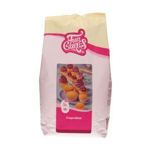 FunCakes Mix voor Cupcakes 4kg 38213