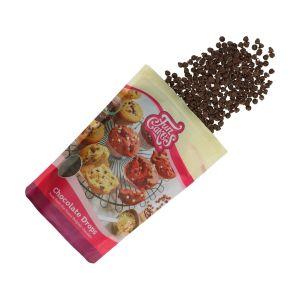 Funcakes Chocolade drops puur 350 gram F30120