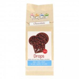 Chocolade Drops melk 350gr FC42025