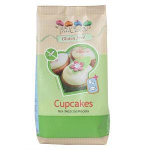 Funcakes Mix voor Cupcakes Glutenvrij 500gr