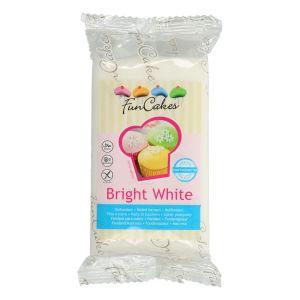 FunCakes Rolfondant Bright White 250gr FC97050