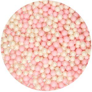 FunCakes Parels roze/wit 60gr