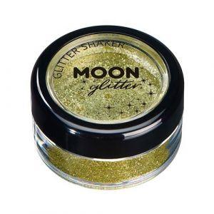 Moon Shaker fine glitter goud 5gr