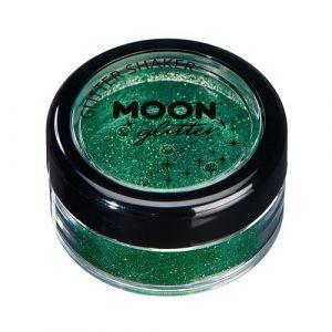 Moon Shaker fine glitter groen 5gr