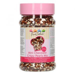 FunCakes mini chocolade crispy pearls mix 175gr